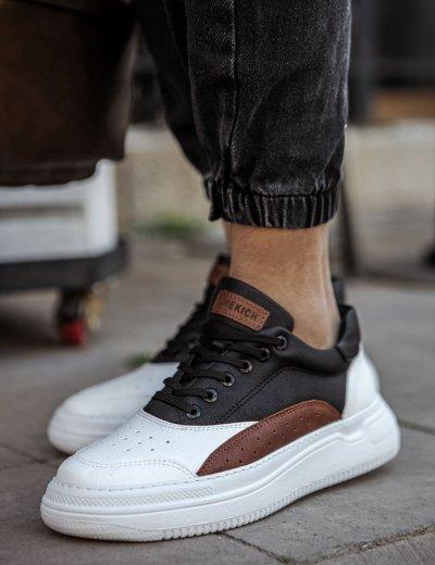 Ανδρικά τρίχρωμα Casual Sneakers CH115G