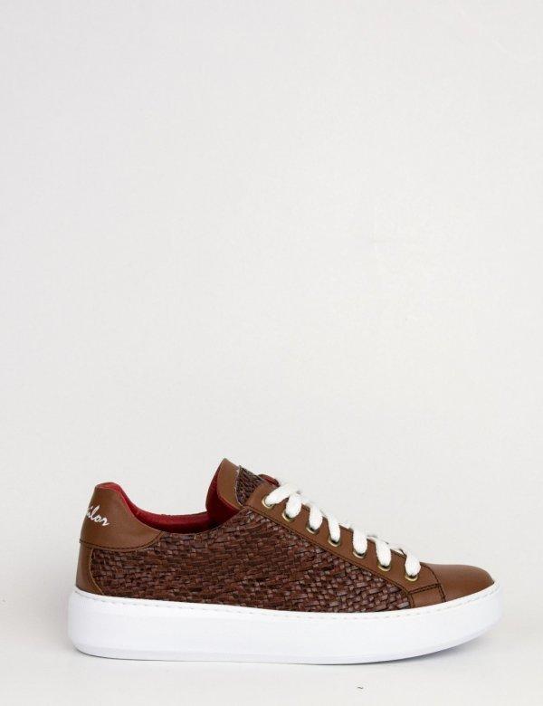 Ben Tailor The Braid ανδρικά ταμπά παπούτσια 208720T