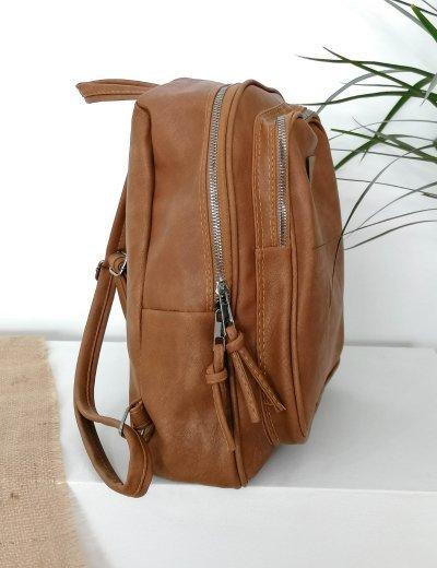 Γυναικείο ταμπά Backpack δερματίνη 210341