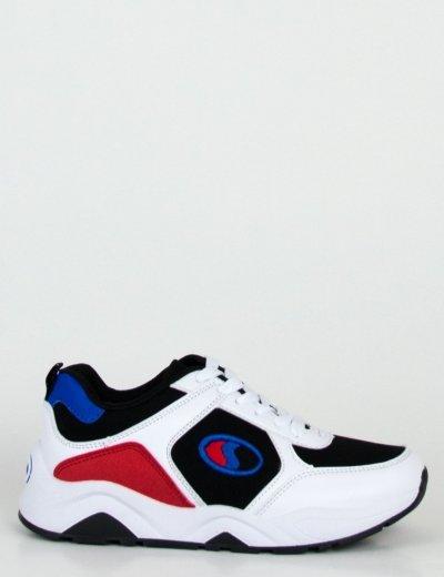 Γυναικεία μαύρα Casual Sneakers με κορδόνια BO186L