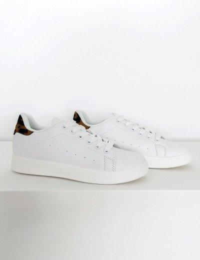 Γυναικεία Leopard Casual Sneakers BY1906A